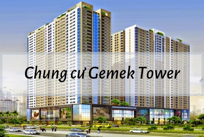 Chung cư Gemek Tower