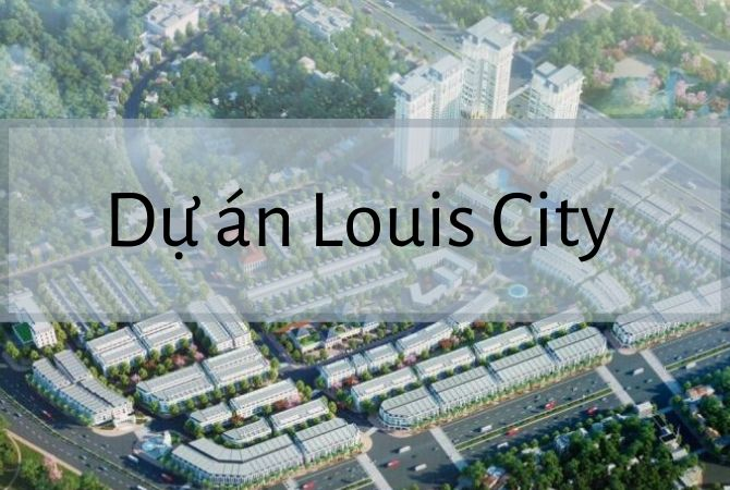 Dự án Louis City – Geleximco Lê Trọng Tấn